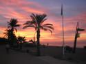 Tapeta E-Calella-východ slunce 06