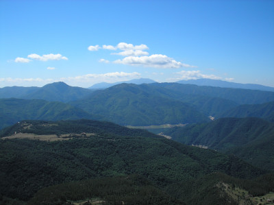 Tapeta: E-Zona volcanica-Garrotxa 07