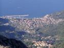 Tapeta Elba-pohled z monte Capane