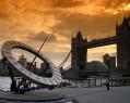 Tapeta Tower Bridge - londýn