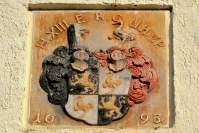 Tapeta: Erb - Schloss Burgk 2