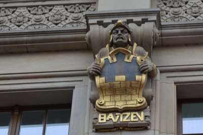 Tapeta: Erb města Bautzen