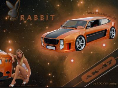 Tapeta: Škoda rabbit