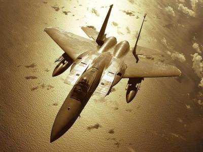 Tapeta: F-15 Eagle
