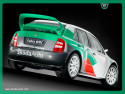 Tapeta Fabia WRC 2