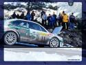 Tapeta Fabia WRC 3
