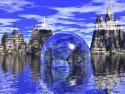 Tapeta Fantasy Sphere