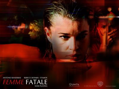 Tapeta: Femme Fatale 3