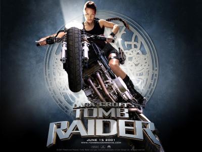 Tapeta: Film Tomb Raider 7