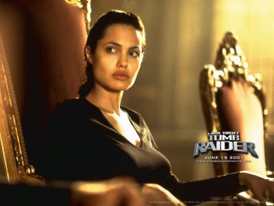 Tapeta: Film Tomb Raider 9