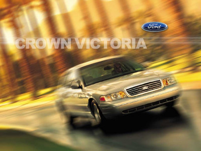 Tapeta: Ford Crown Victoria 2