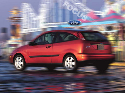 Tapeta: Ford Focus 2