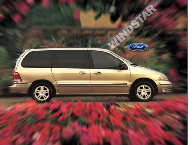 Tapeta: Ford Windstar 2