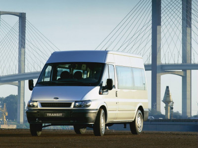 Tapeta: Ford Transit 3
