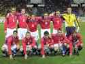 Tapeta Fotbalový tým
