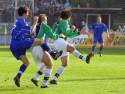 Tapeta Fotbalový zápas