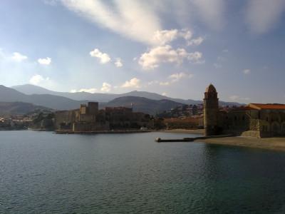 Tapeta: Francie, Collioure