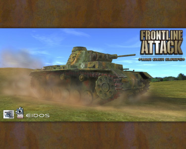 Tapeta: Frontline Attack