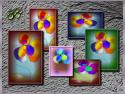 Tapeta galerie s bublinkami