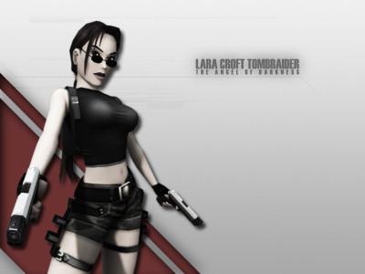 Tapeta: Game Tomb Raider # 11