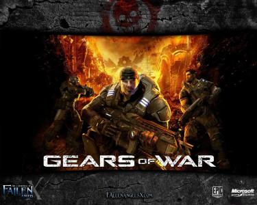Tapeta: Gears of war