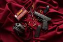 Tapeta Glock 19 zátiší