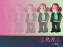 Tapeta G.R.R.L