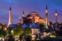 Tapeta Hagia Sofia, Istanbul