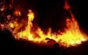 Tapeta požár