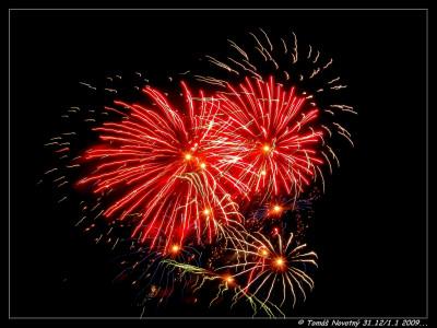 Tapeta: Havířovský ohňostroj 13