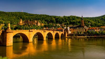 Tapeta: Heidelberg