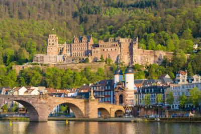 Tapeta: Heidelberg 2