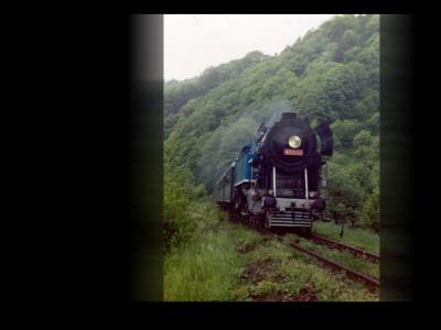 Tapeta: Historický vlak 3