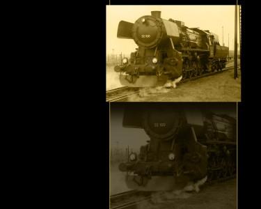 Tapeta: Historický vlak 5
