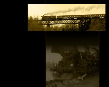 Tapeta: Historický vlak 6