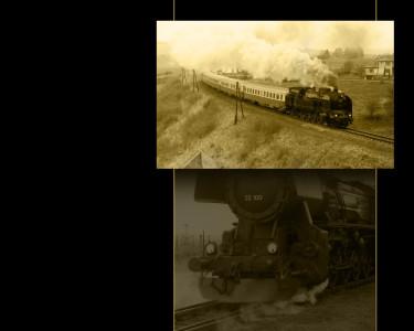 Tapeta: Historický vlak 7
