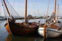 Tapeta Holandsko - přístav