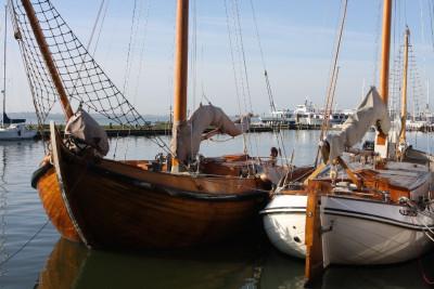 Tapeta: Holandsko - přístav