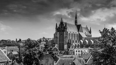 Tapeta: Hooglandse Kerk