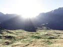 Tapeta Horská krajina