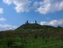 Tapeta hrad