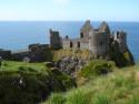 Tapeta Hrad Dunluce, Severní Irsko