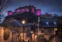 Tapeta Hrad Edinburgh, Skotsko