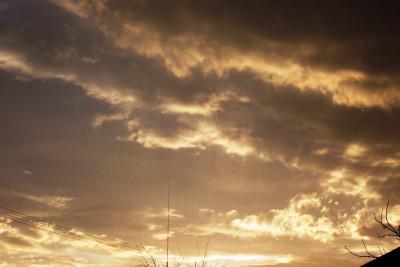 Tapeta: Západ slunce