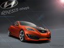 Tapeta Hyundai genesis coupe project