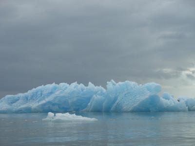 Tapeta: ledovec Glacier