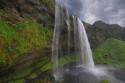 Tapeta Island-vodopád