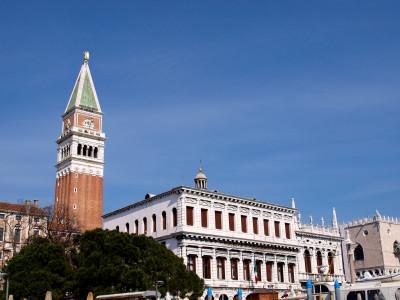 Tapeta: Jarní Benátky