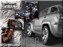 Tapeta jeep