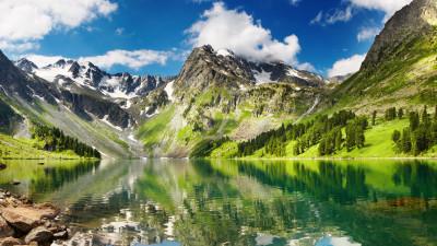 Tapeta: Jezera1